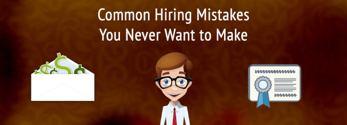 Common Hiring Mistakes