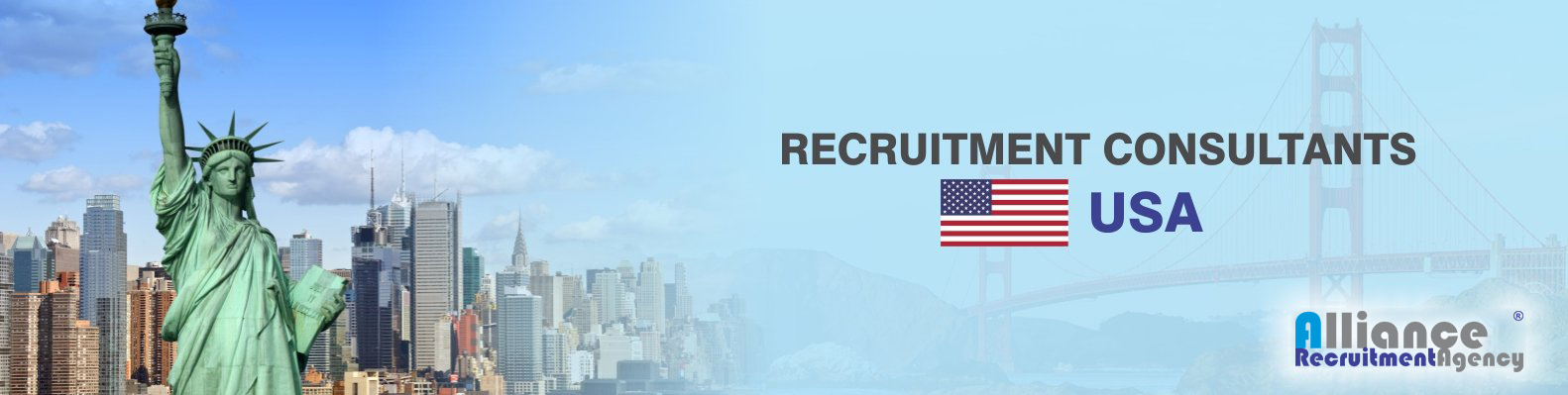 recruitment consultant usa