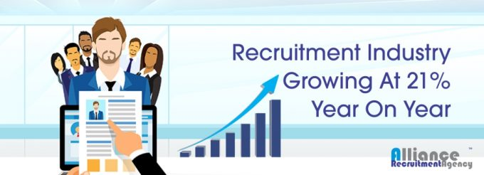 Recruitment Industry Growing