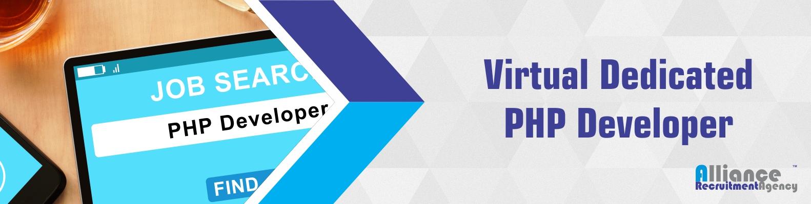 Hire virtual php web developer