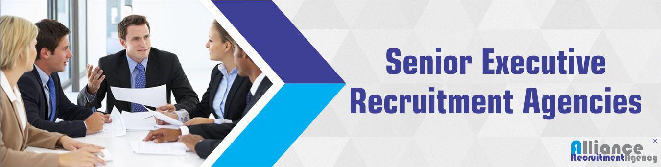 Senior Executive Recruitment Agencies - Affordable Senior Executive Search Consultant
