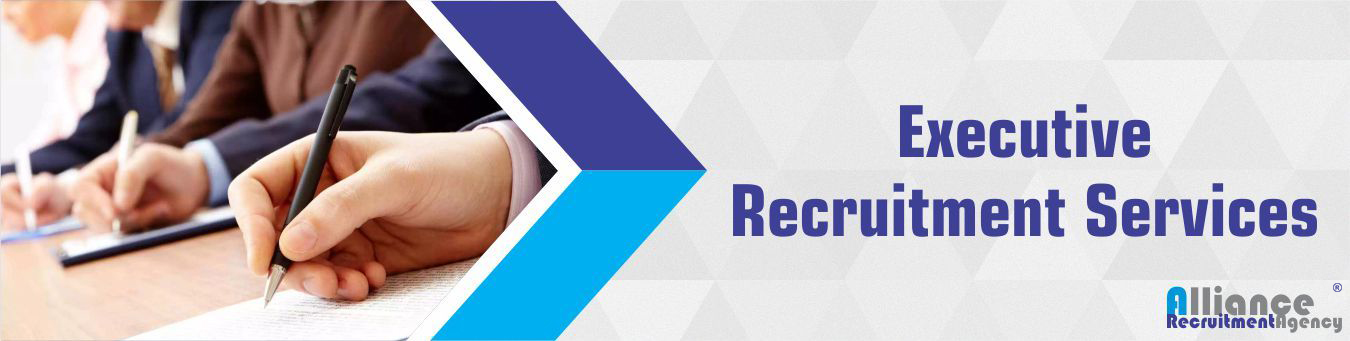 Executive Recruitment Services - Alliance Recruitment Agency