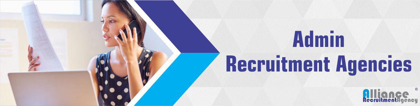 Admin Recruitment Agencies - Alliance Recruitment Agency