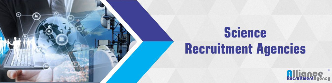 Science Recruitment Agencies - Alliance Recruitment Agencies