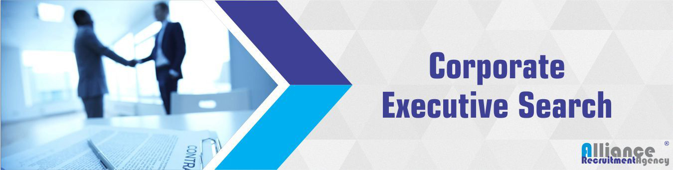 Corporate Executive Search - Alliance Recruitment Agency