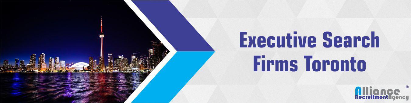 Executive Search Firms Toronto - Alliance Recruitment Agency