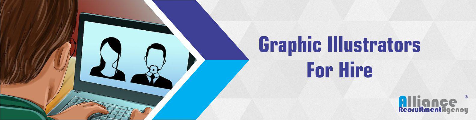 Graphic Illustrators For Hire
