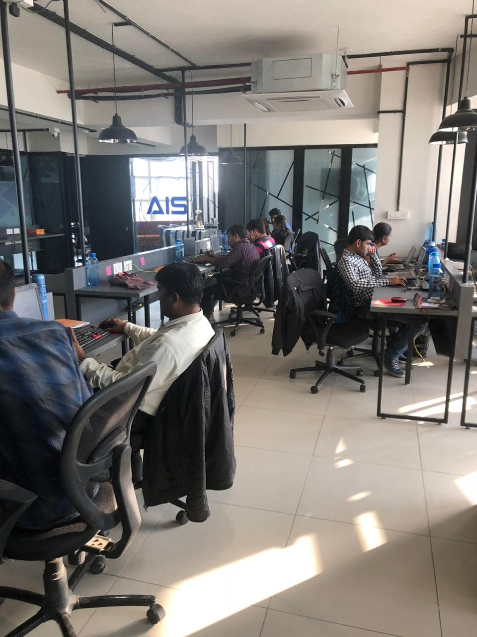 Office And Infrastructure - Alliance Recruitment Agency