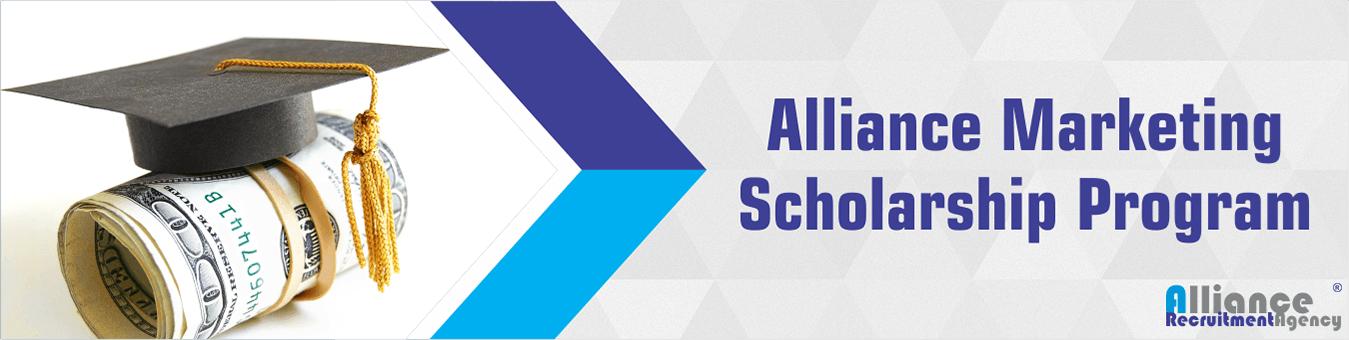 Alliance Marketing Scholarship Program