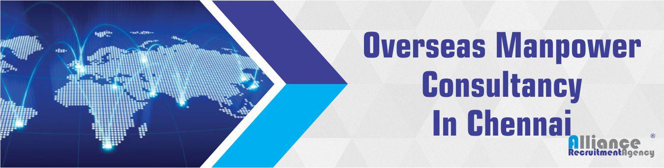 Overseas Manpower Consultancy In Chennai