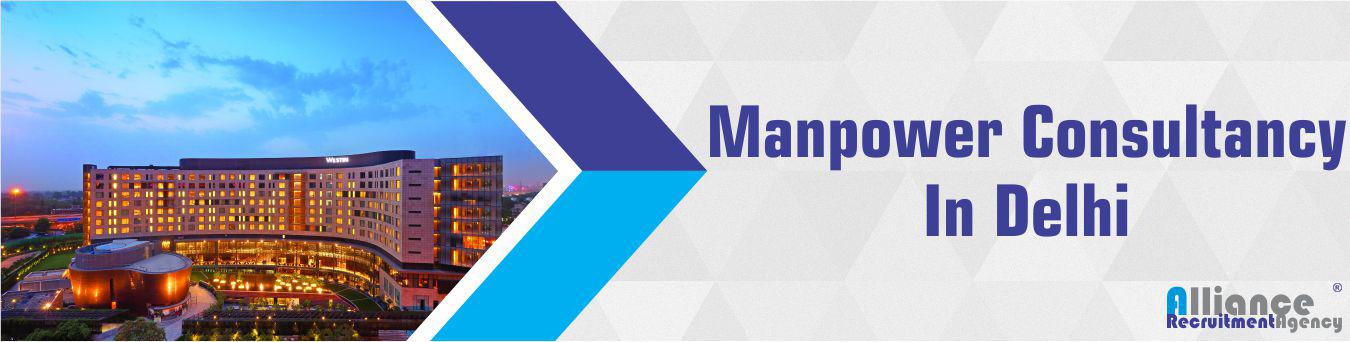 manpower consultancy in delhi