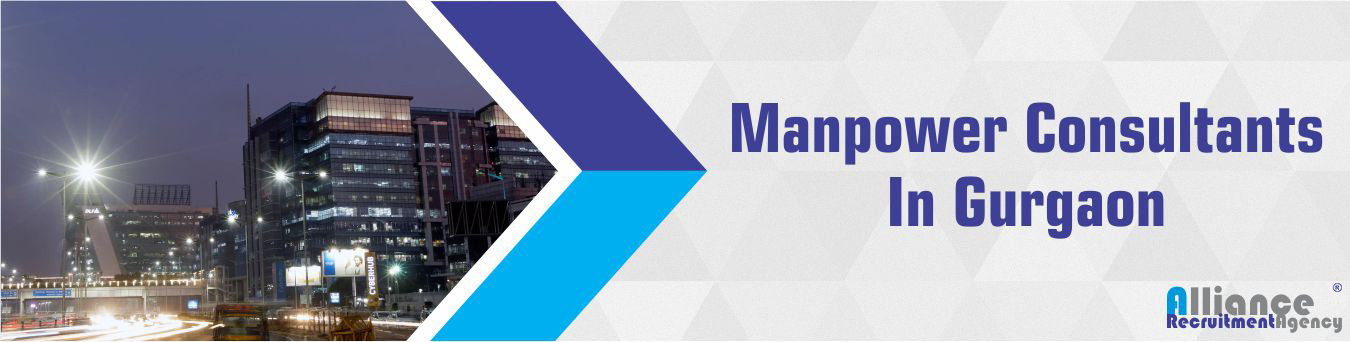 manpower consultants in gurgaon