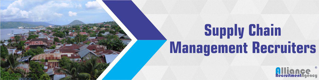 supply chain management headhunters